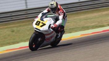 Tonucci and Tasca split, Gardner to race