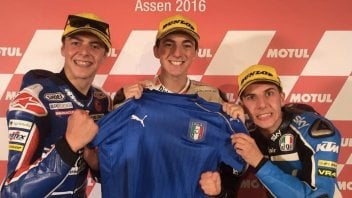 Bagnaia, Diggia and Migno: Brothers of Italy
