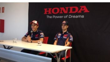 Marquez and Pedrosa: MotoGP less secure with new electronics