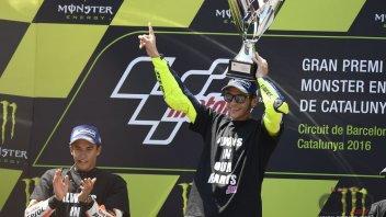 Rossi: stretta di mano con Marquez? era la cosa giusta