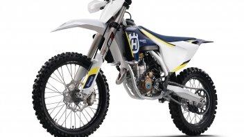 Moto - News: Husqvarna FC 250 2016: richiamo per alcuni esemplari