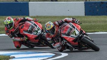 Ducati affila le armi: test positivi nonostante la pioggia