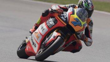 Baldassarri veloce nei test a Brno
