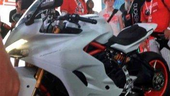 Moto - News: Ducati SS: il ritorno di un'icona