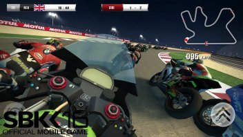 Moto - News: SBK16: sentirsi campioni... sul proprio divano!