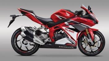 Honda: Indonesian début for the CBR250RR
