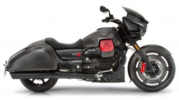 Moto Guzzi MGX-21: prebooking is now open