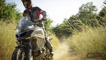 Dakar: Casey Stoner si allena per la Dakar con Beppe Gualini