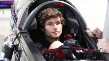 Guy Martin and James Toseland going for speed records