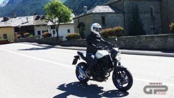 "Moto - Test: Suzuki SV 650: non chiamatela ""entry level"""