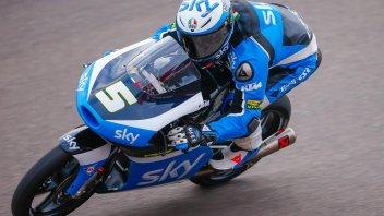 Moto3 Race: Romano Fenati conquers America