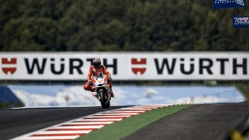 Pirro in Austria: I'll try to be as fast as Stoner