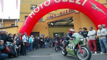 Moto - News: Moto Guzzi Open House 2016