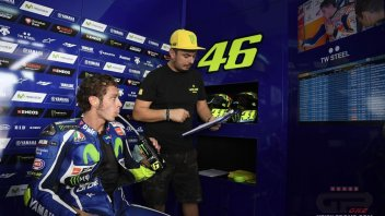Rossi: Lorenzo? that pass is becoming a joke
