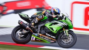 SS, FP1: inizio sprint di Sofuoglu a Magny-Cours