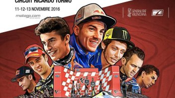 Per il GP di Valencia Dovizioso... torna in Tech3