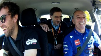 Cadalora: I suffered when Rossi beat me at Misano