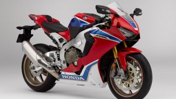 Honda CBR1000RR SP2: ready for the track
