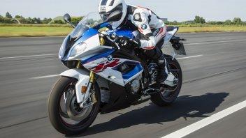 Moto - News: BMW S1000RR: arriva l'Euro 4
