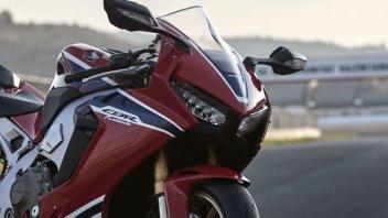 Moto - News: Honda, ad EICMA arriva una nuova Fireblade