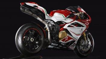 Moto - News: MV Agusta F4 RC: carattere da SBK