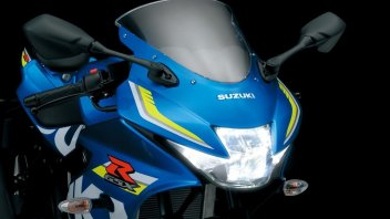 Moto - News: Suzuki GSX-R125 ABS: piccola peste