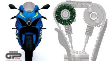 Moto - News: Suzuki GSX-R1000: i segreti dell'SR-VVT