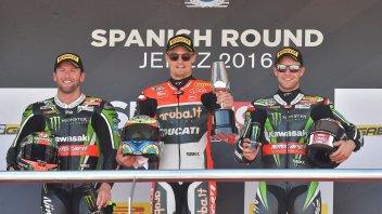 """Davies fa doppietta a Jerez:""""Sto danzando sulla moto"""""""