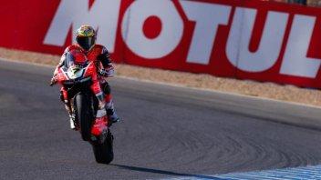 Ottava meraviglia di Davies a Jerez