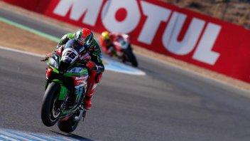 FP2: Sykes alza la testa a Jerez
