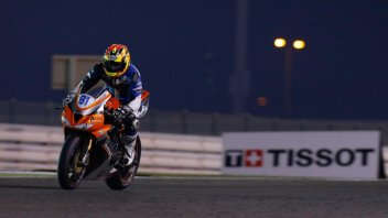 SS: historic pole for Stapleford at Losail