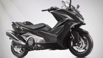 Moto - Scooter: Kymco AK550: molto più che uno scooter