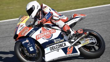 Navarro and Binder injured in the Valencia tests