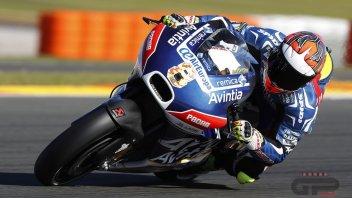Test Jerez: Barbera chiude al comando, Petrucci sulla GP17