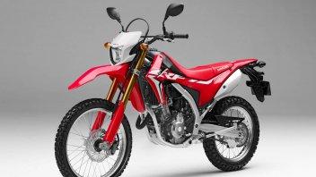 Moto - News: Honda CRF250L my2017