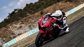 Moto - News: 2017 Honda CBR1000RR Fireblade