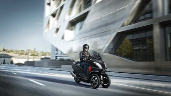 Moto - Scooter: Peugeot Metropolis/RX-R 400 my 2017