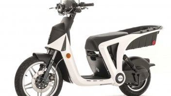 Moto - Scooter: Peugeot GenZe my2017