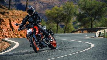 Moto - News: KTM 390 Duke my2017