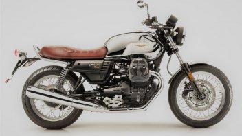 Moto - News: Moto Guzzi V7 III: i suoi primi 50 anni