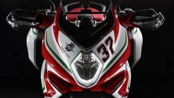 Moto - News: MV Agusta, Turismo Veloce: sport tourer dal DNA racing