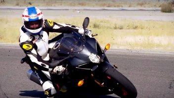 Moto - News: Suzuki GSX-R1000: ce ne parla Kevin Schwantz