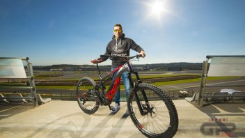 Introducing the Thok, an e-mtb developed by Toni Bou