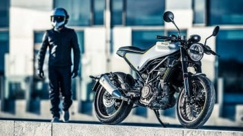 Moto - News: Husqvarna Vitpilen 401: il video