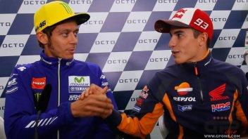 EICMA 2016: Davies, Marquez e Rossi 'svelano' le novità