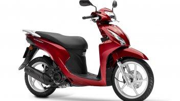 Moto - Scooter: Honda Vision 110 my2017