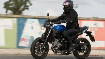 Moto - Test: Suzuki SV650 ABS – la naked per tutti