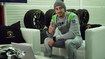 Dovizioso wins at Valencia with the Lamborghini Huracan