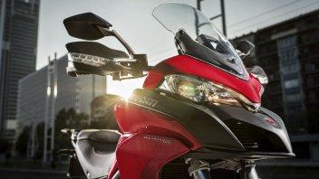 Moto - News: Ducati Multistrada 950: accessibile e versatile