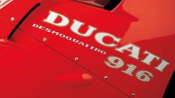 """Moto - News: """"Stile Ducati. Una storia per immagini"""", 90 anni di Ducati in un libro"""
